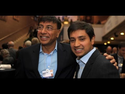 Aditya Mittal is CFO of arcelorMittal, richest Indian in the world, with an estimated wealth of over