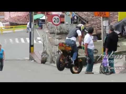 Pulsar NS200 Stunt Dj Fast - RADIO MIX HN