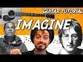 John Lennon - Imagine (Jack Johnson's version) - Tuto facile acoustique et fort pacifique