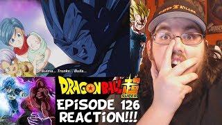 Dragon Ball Super Episode 126 HD English Subbed (VEGETA'S FINAL EXPLOSION VS GOD TOPPO!) REACTION!!!