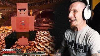 PIEKŁO?! (Minecraft #3)
