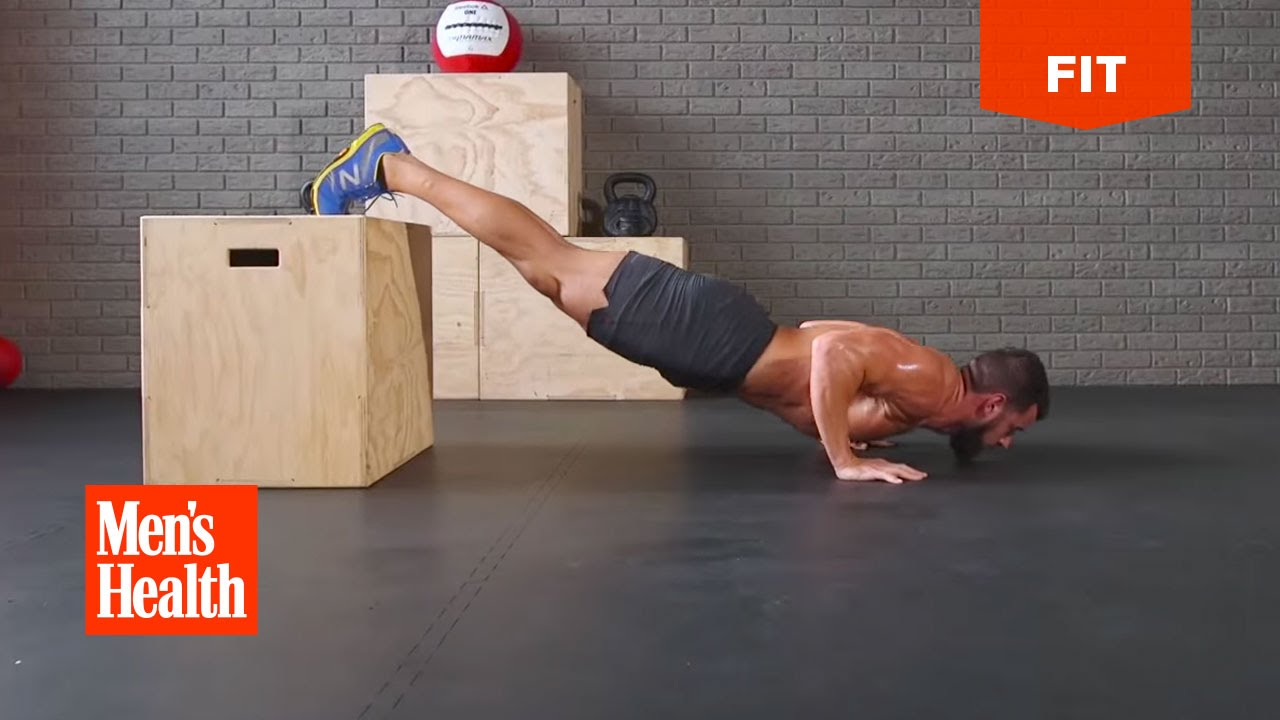 21 Metabolic Moves Created by Mens Health