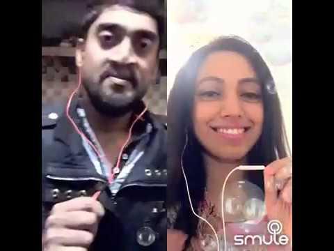 Na Kajre Ki Dhar on Sing! Karaoke by Sameer and Nazia FTB ES and Rafi Sahab   Smule