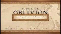 Oblivion: Wizard Tower - Secret Area