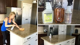 Testing Cleaning Products | MRS. MEYER'S & METHOD | WHAT DID I THINK?