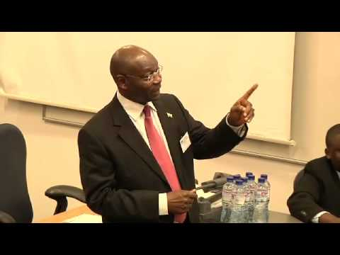 Sierra Leone - Country Session 8: International Growth Centre, Growth Week 2011