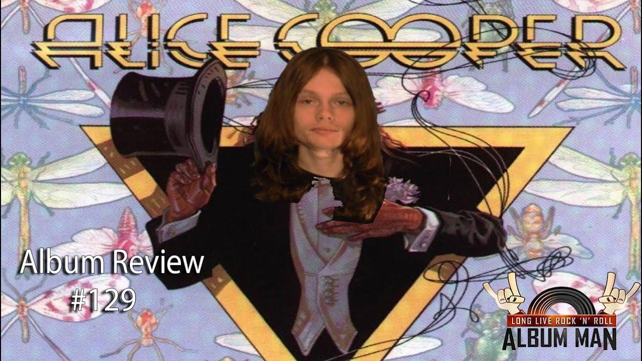 Alice Cooper - Be My Lover