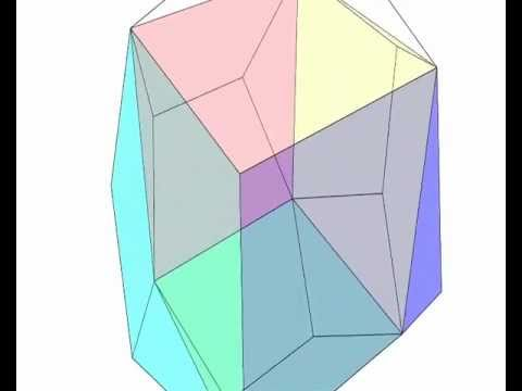 Dodecahedron Relationship To Hexahedron