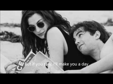 Oscar Benton - If You Go Away (lyrics)