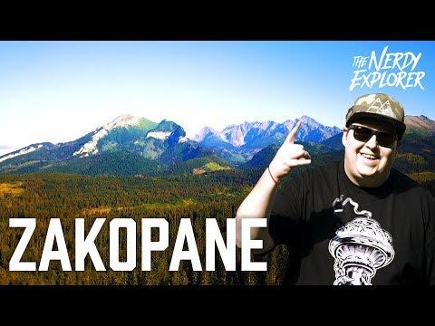 Can`t believe this is ZAKOPANE Poland Travel Vlog