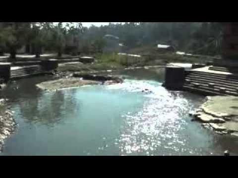 The Spritual Bagmati River In Kathmandu, Nepal - HD