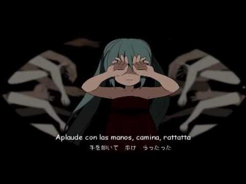 Hatsune Mikusolitary Hide And Seek Envysub Español