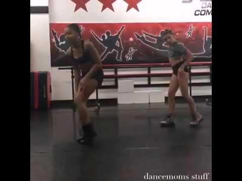 Dance Moms - Kendall Vertes Nia Frazier Duet