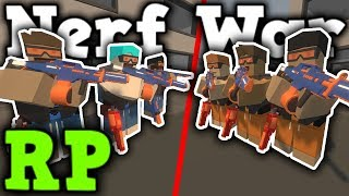 Nerf War RP - dont get hit in the eye ... - Unturned 3.0