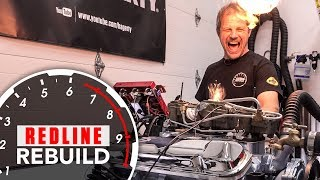Pontiac GTO Tri-Power 389 TIME-LAPSE Engine Rebuild | Redline Rebuild - S2E4