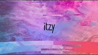 ITZY (있지)  - 달라달라 / 키네틱 타이포그래피 (Kinetic typography)