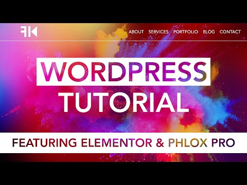How To Make A WordPress Website 2019 | Beginners