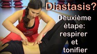 Diastasis: gym hypopressive
