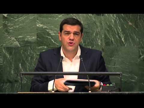 Netanyahu addresses U.N. General Assembly