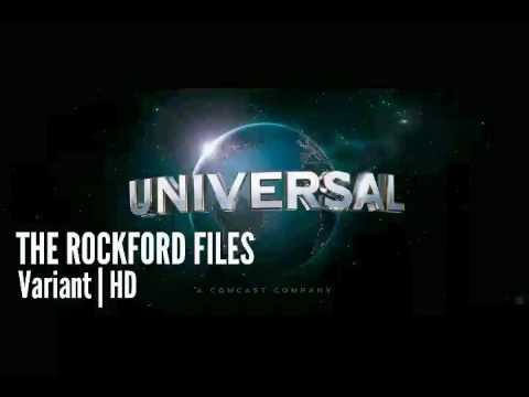 "Universal Pictures - Intro|Logo: ""The Rockford Files"" (2017) 