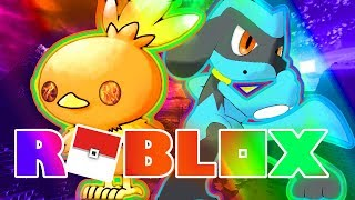 Roblox Pokemon Fighters EX - NEW DIMENSION!? - Episode 1