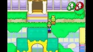 Guia Mario & Luigi Superstar Saga Regalos del cafe & Gemas judia (5/17)