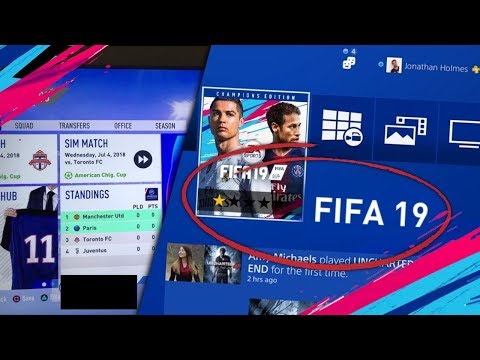 7 REASONS WHY FIFA 19 COULD BE TERRIBLE