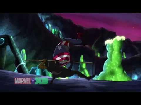 смотреть мстители могучие герои земли 1 сезон все серии