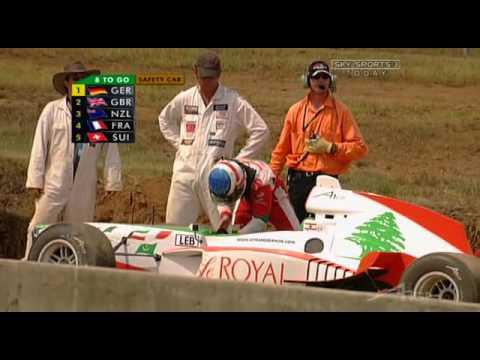 A1GP   2006 2007   Round 7   Race 1