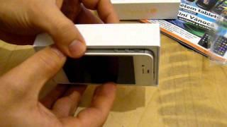 Apple iPhone 4s 64GB White - rozbalení CZ - unpacking(Rozbalení uplně nového iPhone 4s 64GB White :-), 2012-01-02T21:48:42.000Z)