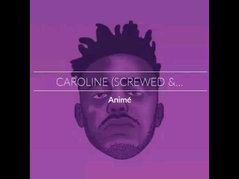 Aminé - Caroline (Slowed & Chopped)