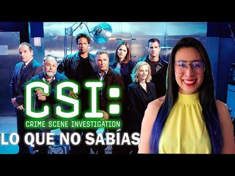CSI la icónica serie cumplió 20 años ???? LO QUE NO SABÍAS / Maritza Ariza