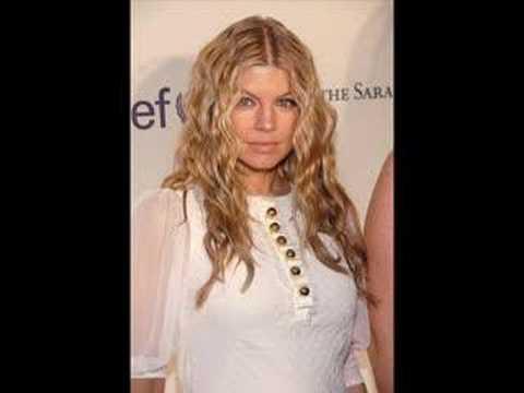 Fergie - wont let you fall w/ lyrics