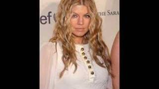 Fergie - wont let you fall w/ lyrics