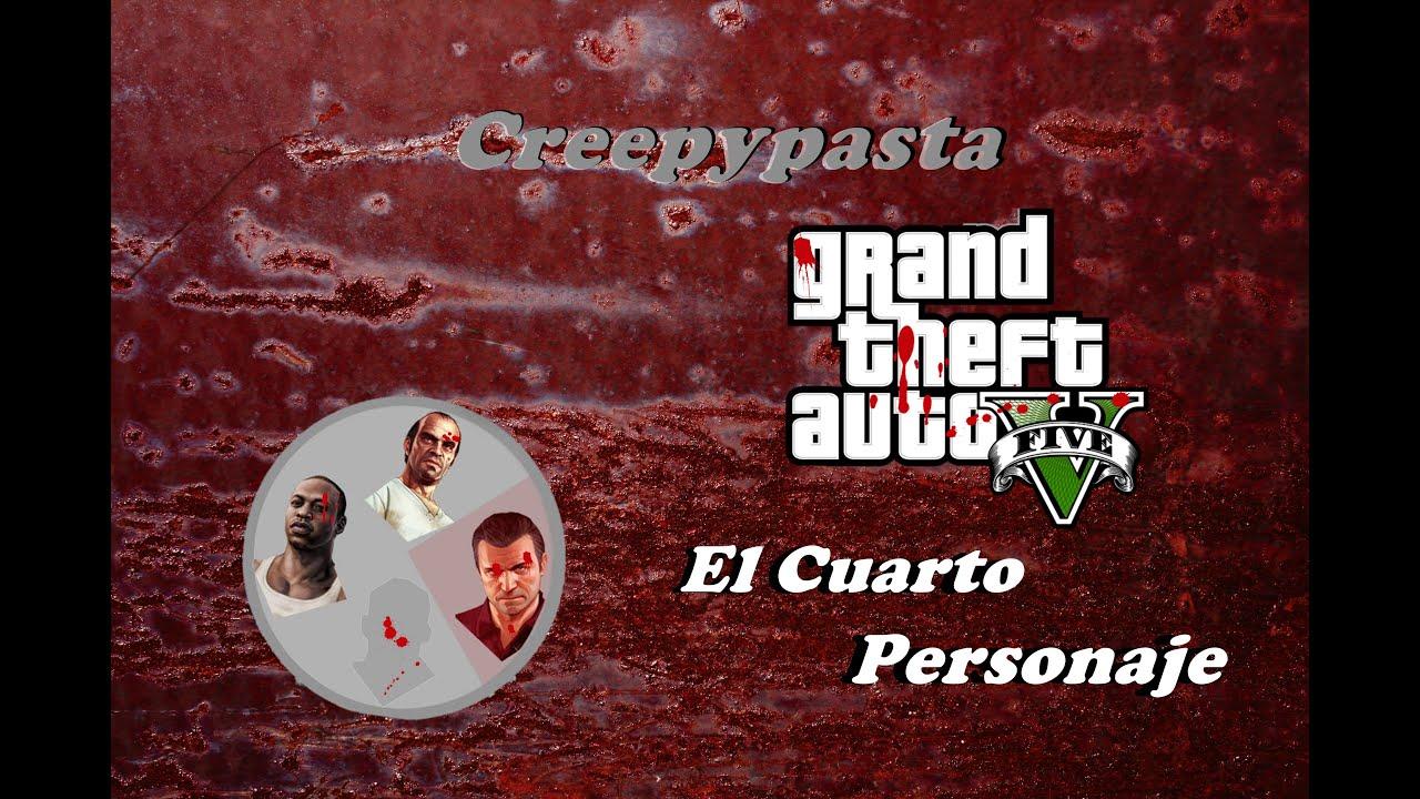 Creepypasta gtav el cuarto personaje youtube for Cuarto personaje gta 5