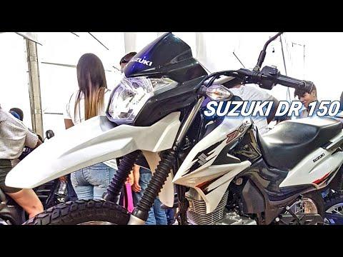 Dr 150 suzuki