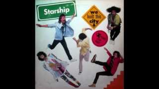 Starship : We Built This City ( Special Club Remix)