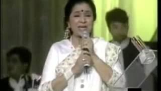 Asha Bhosle - Kal Aaj aur Kal, Eternal Asha (2000, LIve)