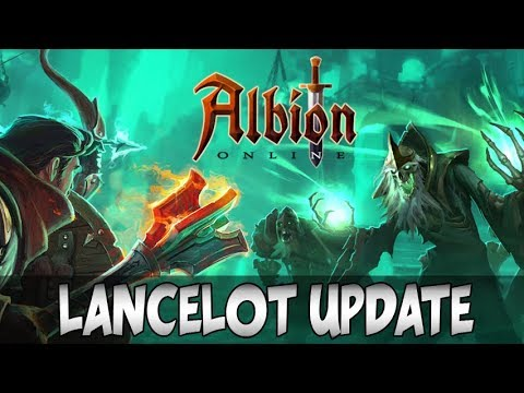 Mob Hunting and Expedition Diving - Albion Online Lancelot Update Gameplay