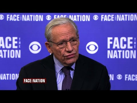 Bob Woodward: President Nixon's biggest secret forced him to resign