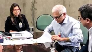 Prefeito Zé Maria assinou termo de concessão para a Casa de Apoio
