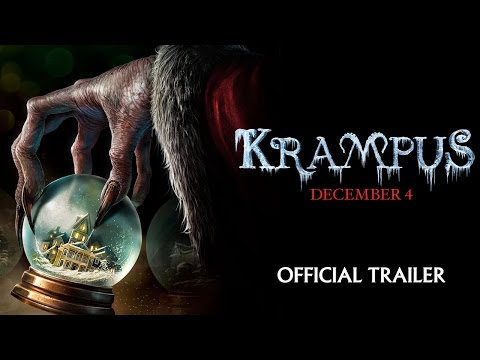 Krampus - Official Trailer (HD) (AA)