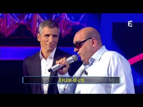 Bruno chante Belle dans n'oubliez pas les paroles