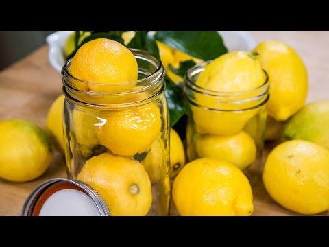 The Science Behind Making Preserved Lemons