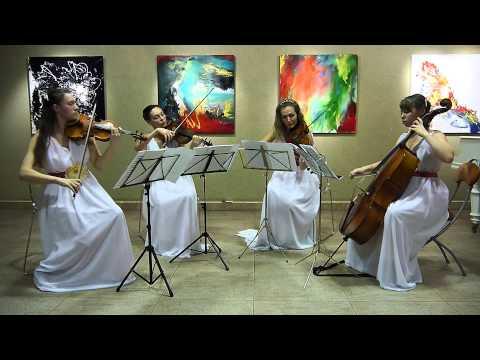 Бетховен - Квартет №10 ор.74 'Harp', I. Poco Adagio - Allegro