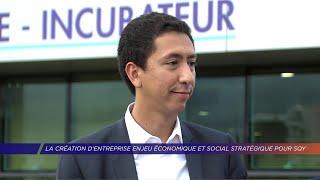 Yvelines | La création d'entreprise enjeu économique et social stratégique pour SQY