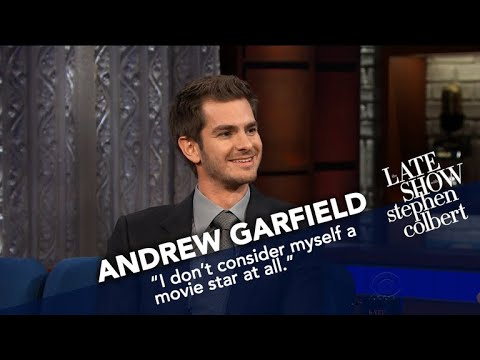 Download Youtube: Andrew Garfield Says The World Doesn't Need Movie Stars