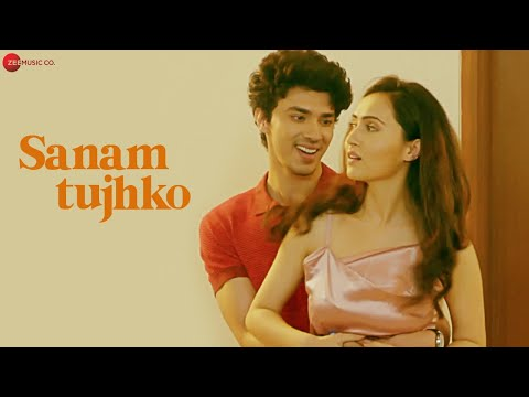 Sanam Tujhko - Official Music Video | Saroj Khan | Kumar Sanu & Gautami Roy | Indraneel & Varsha R