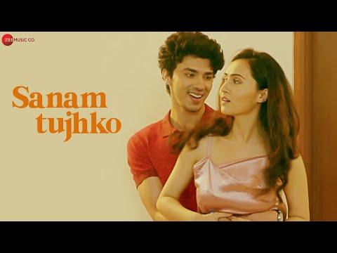 Sanam Tujhko - Official Music Video | Saroj Khan | Kumar Sanu & Gautami Roy | Indraneel & Varsha R