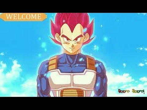 Dragon Ball Super - Bảy viên ngọc rồng siêu cấp tập 57 chế - Super Saiyan  Rose Vegeta